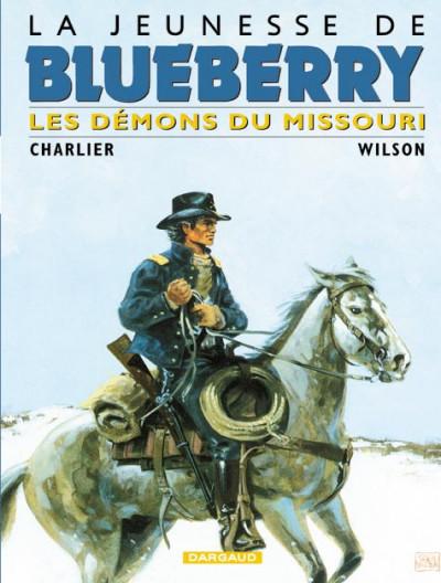 Couverture La jeunesse de blueberry tome 4