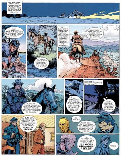 Page 1 La jeunesse de blueberry tome 4
