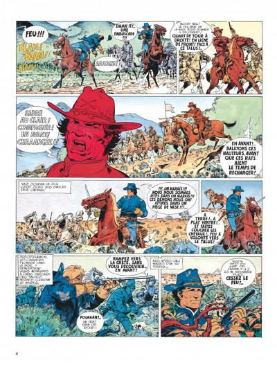 Page 4 La jeunesse de blueberry tome 4