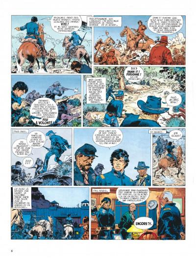 Page 6 La jeunesse de blueberry tome 4