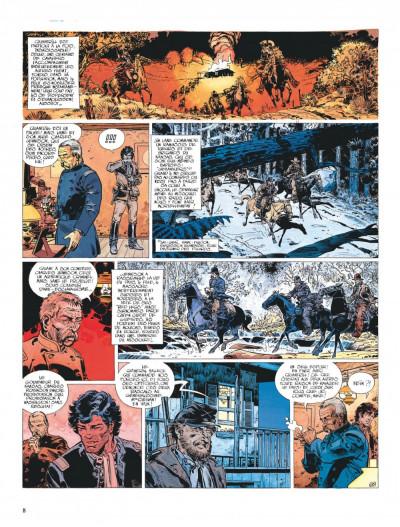 Page 8 La jeunesse de blueberry tome 4