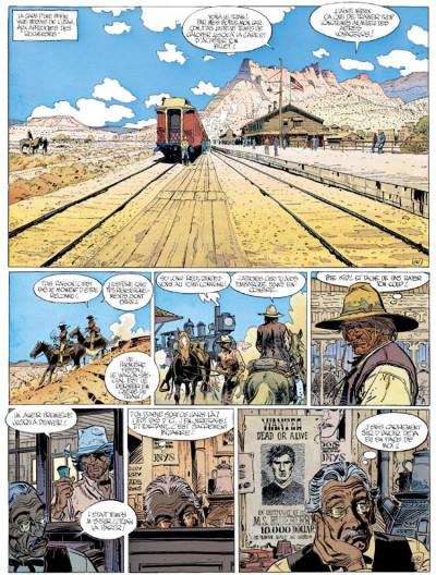 Page 1 Blueberry tome 22 - le bout de la piste