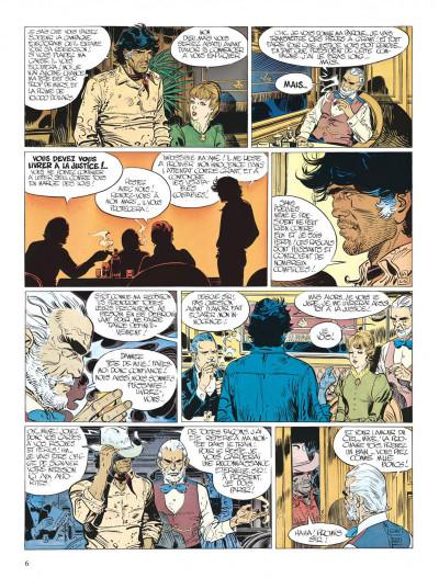 Page 6 Blueberry tome 22 - le bout de la piste