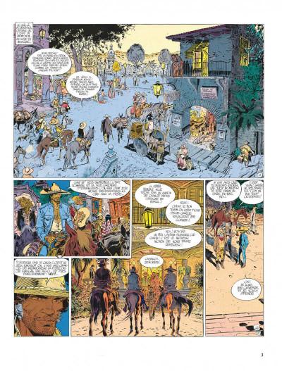 Page 3 Blueberry tome 21 - la dernière carte