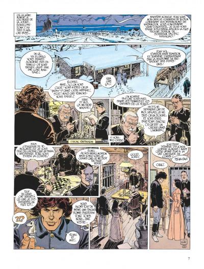 Page 7 Blueberry tome 19 - la longue marche