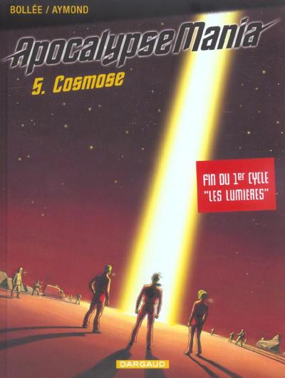 image de Apocalypse mania tome 5 - cosmose