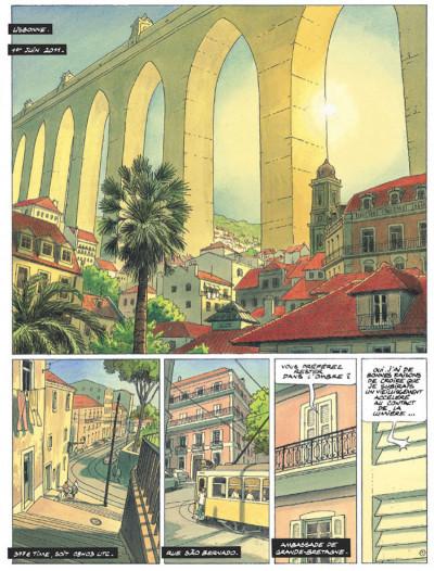 Page 1 Apocalypse mania tome 5 - cosmose
