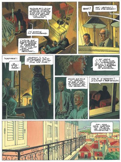 Page 3 Apocalypse mania tome 5 - cosmose