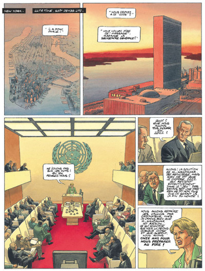 Page 4 Apocalypse mania tome 5 - cosmose
