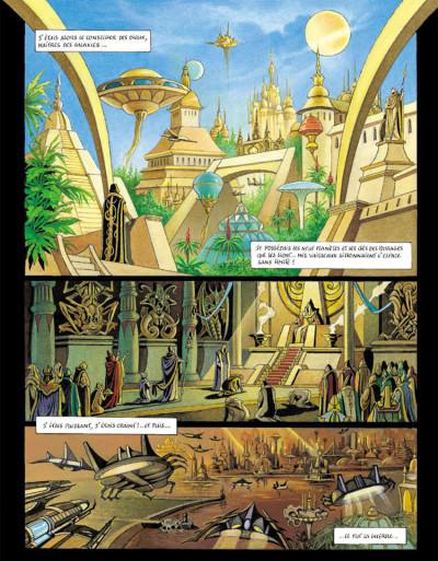 Page 1 L'héritage d'émilie tome 3 - l'exilé