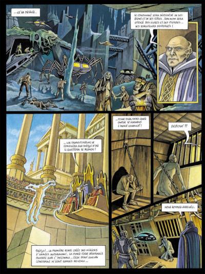 Page 2 L'héritage d'émilie tome 3 - l'exilé