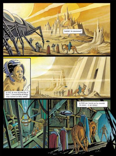 Page 3 L'héritage d'émilie tome 3 - l'exilé