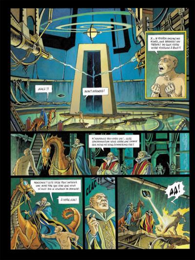 Page 4 L'héritage d'émilie tome 3 - l'exilé