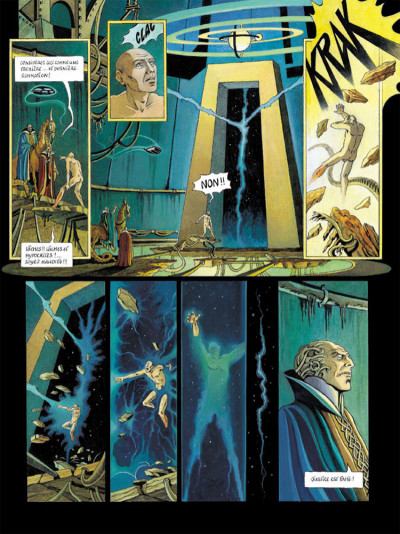 Page 5 L'héritage d'émilie tome 3 - l'exilé