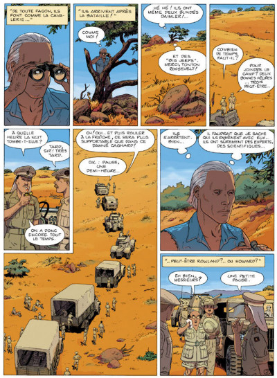 Page 2 Kenya tome 3 - aberrations