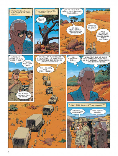 Page 4 Kenya tome 3 - aberrations