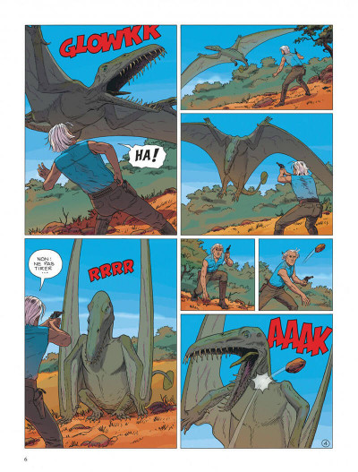 Page 6 Kenya tome 3 - aberrations