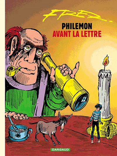 Couverture Philemon tome 1 - philémon avant la lettre
