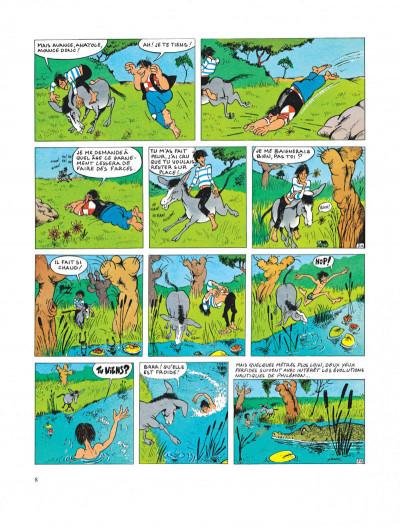 Page 8 Philemon tome 1 - philémon avant la lettre