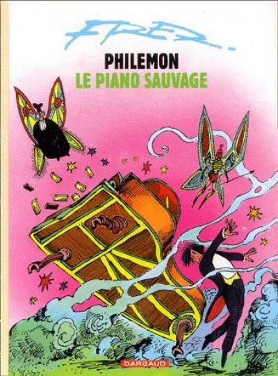 image de Philemon tome 3 - le piano sauvage