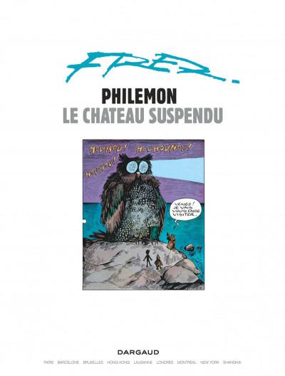 Page 3 Philemon tome 4 - le château suspendu