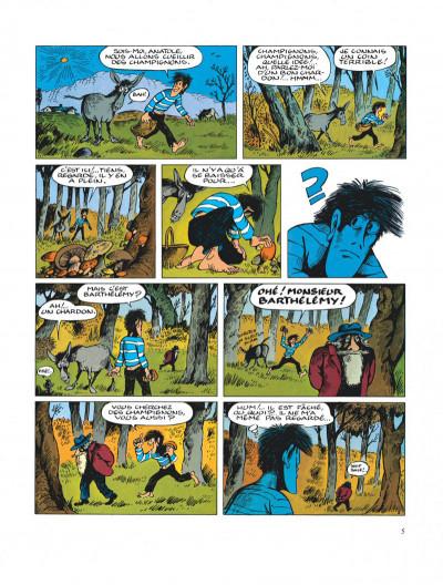 Page 5 Philemon tome 4 - le château suspendu