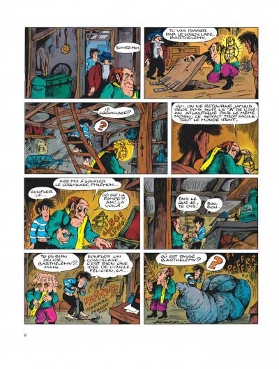 Page 8 Philemon tome 4 - le château suspendu