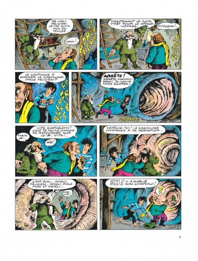 Page 9 Philemon tome 4 - le château suspendu
