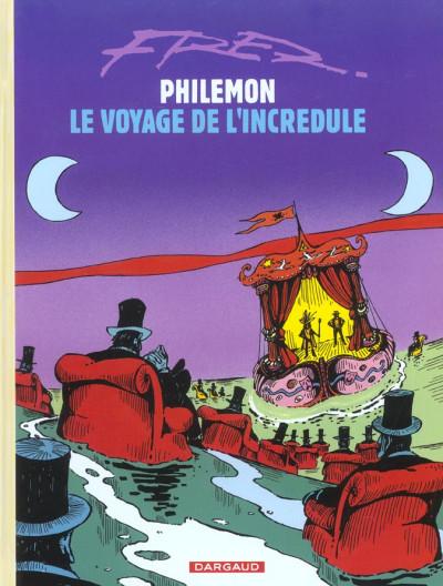 image de Philemon tome 5 - le voyage de l'incrédule
