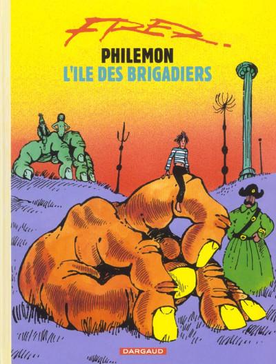 image de Philemon tome 7 - l'ile des brigadiers