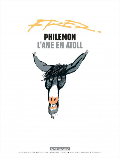 Page 3 Philemon tome 10 - l'âne en atoll