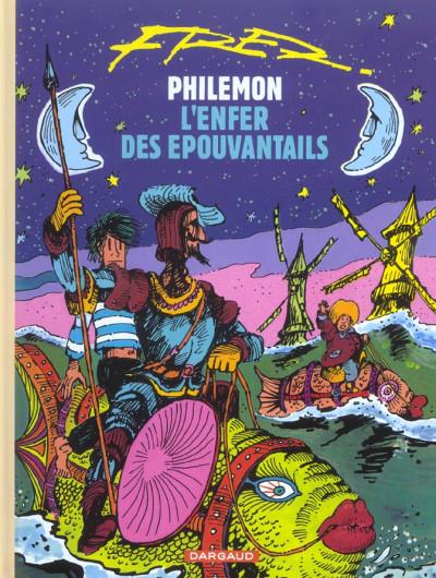 Philémon tome 14 - l'enfer des épouvantails