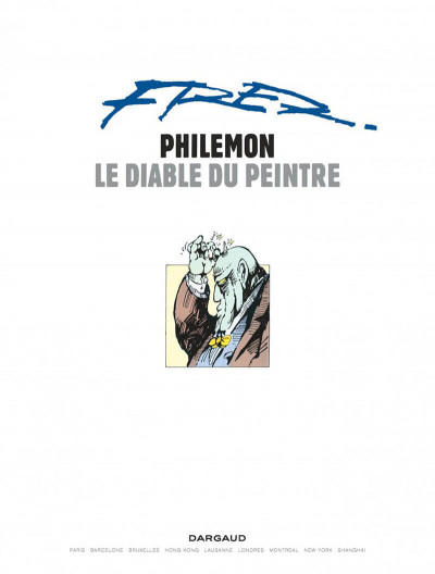 Page 3 Philémon tome 15 - le diable du peintre