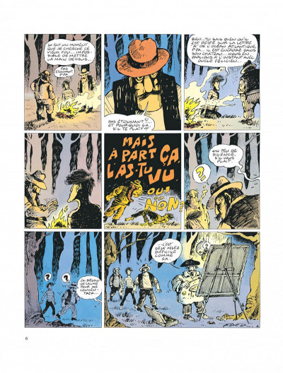 Page 6 Philémon tome 15 - le diable du peintre