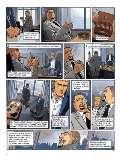 Page 2 Tramp tome 7 - escale dans le passe