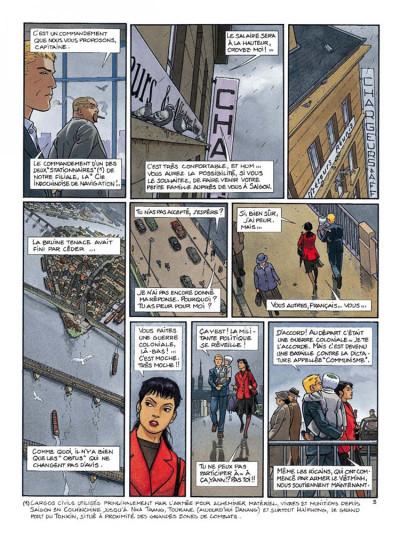 Page 3 Tramp tome 7 - escale dans le passe