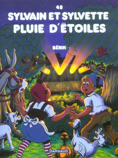 image de Sylvain et sylvette tome 48 - pluie d'étoiles