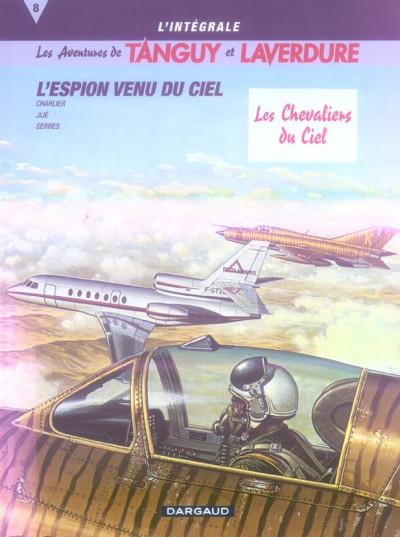 image de Tanguy et laverdure - intégrale tome 8 - l'espion venu du ciel