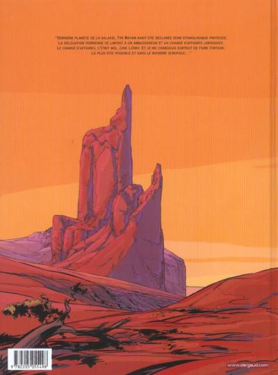 Dos Mayam tome 2 - les larmes du désert