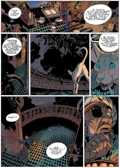 Page 1 Mayam tome 2 - les larmes du désert