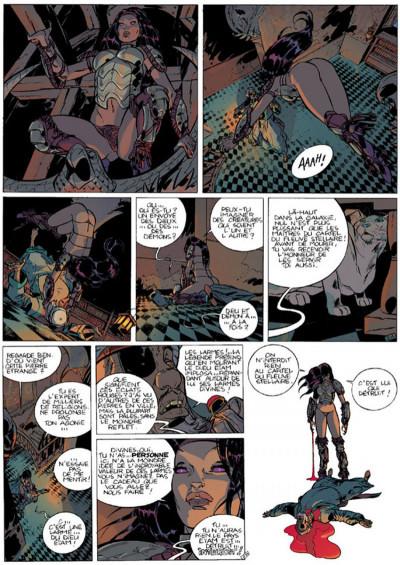 Page 2 Mayam tome 2 - les larmes du désert