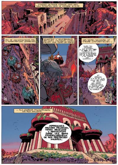 Page 3 Mayam tome 2 - les larmes du désert