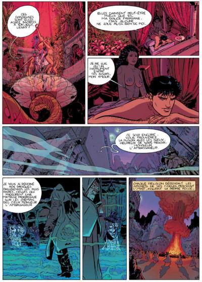 Page 4 Mayam tome 2 - les larmes du désert