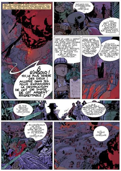Page 5 Mayam tome 2 - les larmes du désert