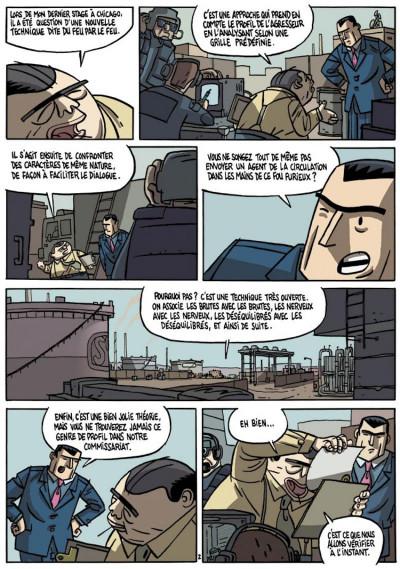 Page 2 inspecteur moroni tome 3 - le syndrome de stockolm