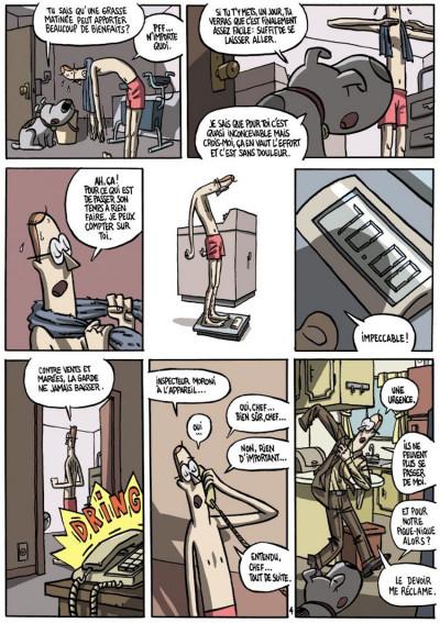 Page 4 inspecteur moroni tome 3 - le syndrome de stockolm