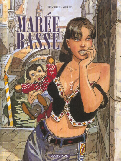 Couverture Maree basse