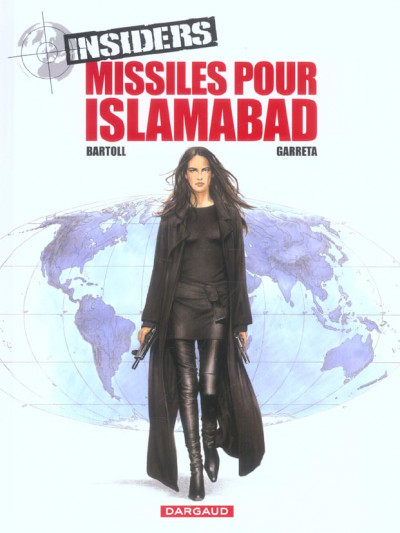image de Insiders tome 3 - missiles pour islamabad
