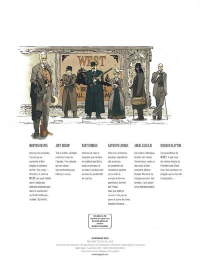 Page 2 W.e.s.t tome 2 - century club