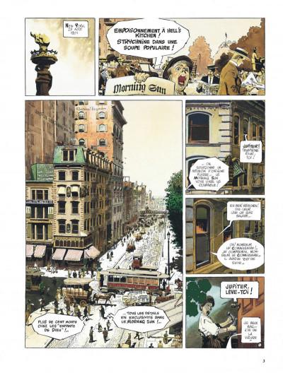 Page 3 W.e.s.t tome 2 - century club